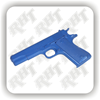 """Picture of Ring's """"Blue Gun"""" Pistols"""