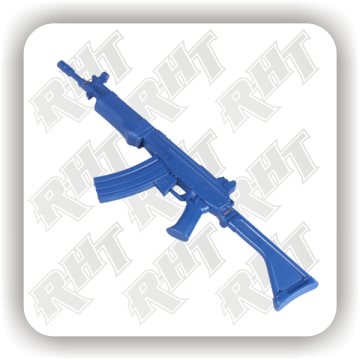 """Picture of Ring's """"Blue Gun"""" Rifles"""