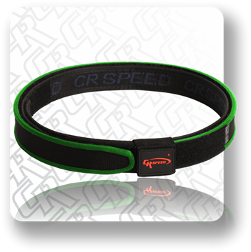 "Picture of CR Speed ""HI-TORQUE"" Range Belt - Green"