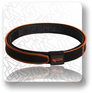 "Picture of CR Speed ""HI-TORQUE"" Range Belt - Orange"