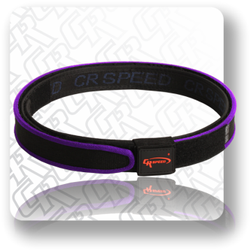 "Picture of CR Speed ""HI-TORQUE"" Range Belt - Purple"