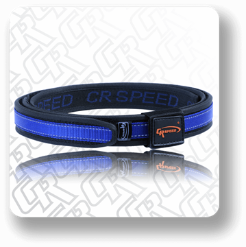 "Picture of CR Speed ""ULTRA"" Belt - Blue"