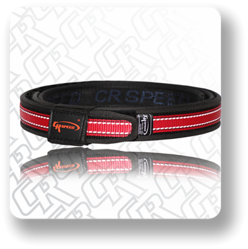 "Picture of CR Speed ""ULTRA"" Belt - Red"