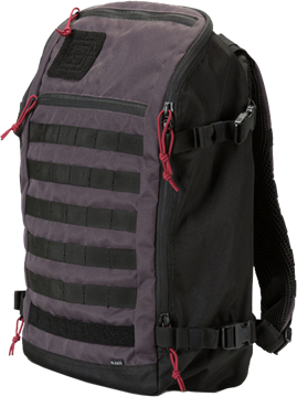 Picture of 5.11 Rapid Quad Zip Backpack